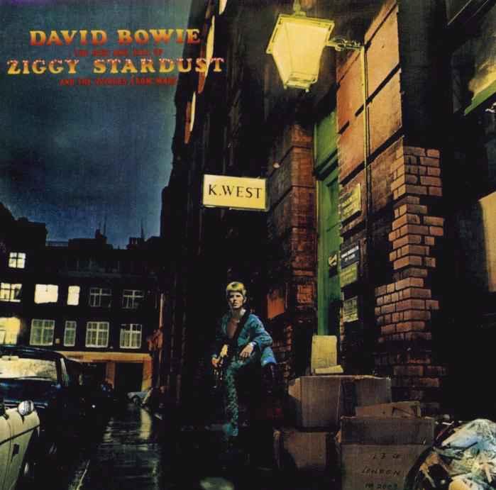 Ziggy Stardust Album